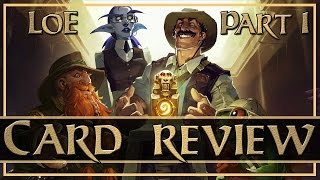 Hearthstone: The League of Explorers card review - part 1/3