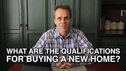 Qualifications For Buying a Home - Ask a Mortgage Broker