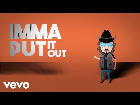 Colt Ford - Outshine Me (Lyric Video)