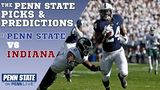 Penn State vs Indiana Picks and Predictions | Penn State Football vs Indiana Hoosiers Who will win?