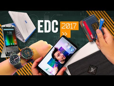 MrMobile's Everyday Carry [2017]