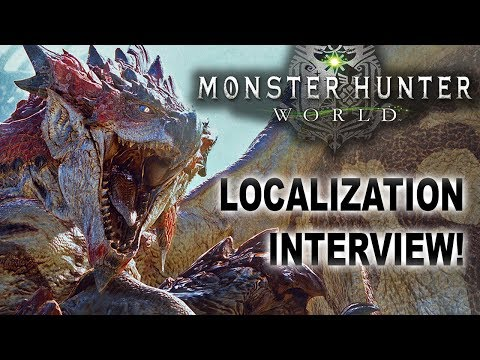 Bringing Monster Hunter World to the West! - Electric Playground Interview