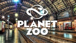 PLANET ZOO 🐘🐆🦏 [LIVE] #11 Hauptbahnhof [Cam] German / Deutsch