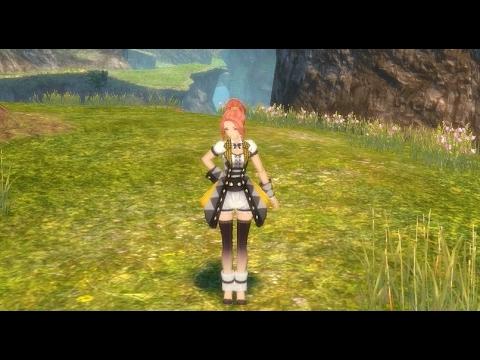 Tales Of Berseria Menagerie Costume Dlc Eleanor Gameplay Youtube