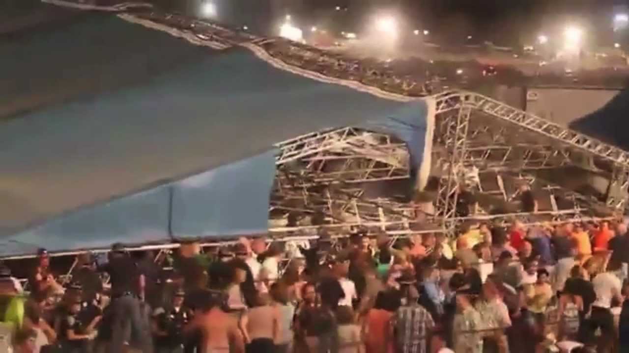 Indiana State Fair 2020 Free Stage.Looking Back On Sugarland S Tragic Stage Collapse