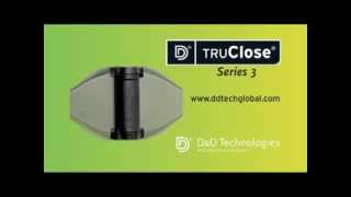 Tru Close Series 3 Self Closing Gate Hinges