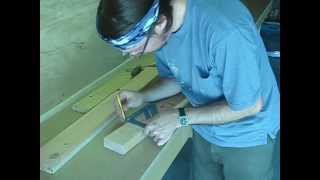 Build A Saw Horse From Scratch