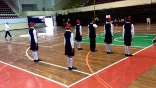 Escolta  primaria Solidaridad Santa Isabel 2015