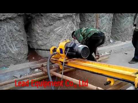 Competitive Price DTH Drilling Equipment For Slope Protection