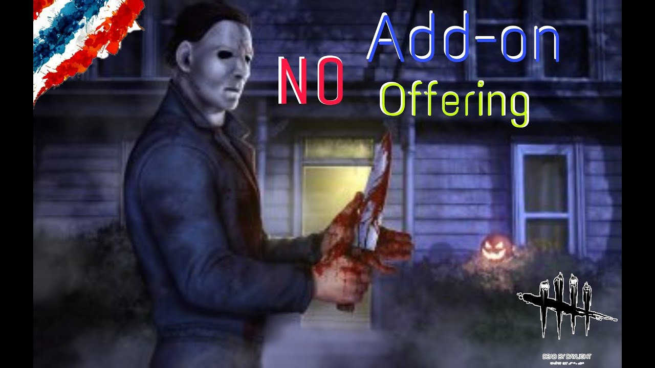 michael myers(the shape) no add-on,no offering | Dead by Daylight