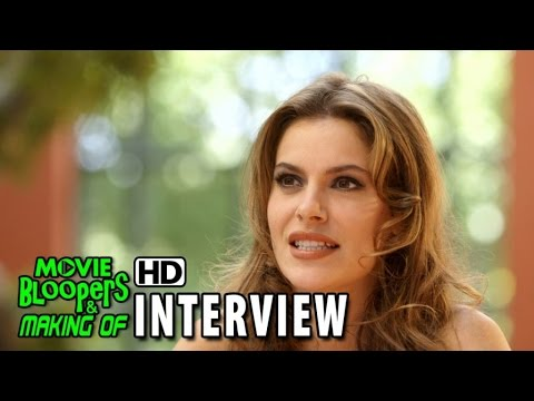 The Transporter Refueled (2015) Behind the Scenes Movie Interview - Tatiana Pajkivic is 'Maria'