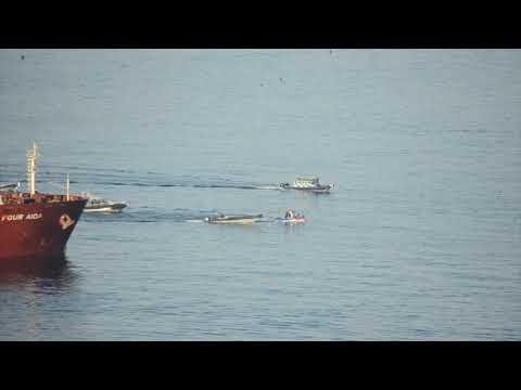 Gibraltar expulsa a un pesquero español