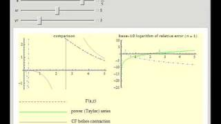 Incomplete Gamma Function with Continued Fractions