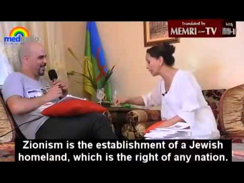 Moroccan support for Israel