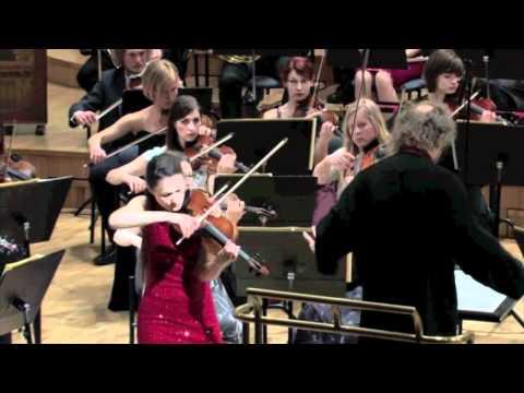 B. Britten Violin Concerto Magdalena Filipczak Part 2