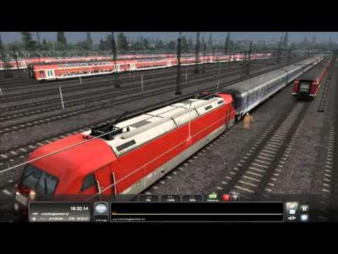 train simulator 2016-capitulo 52-escenario extra train colonia dusserdolf