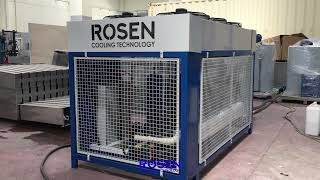 100kW Chiller Ready to Ship for Sudan!