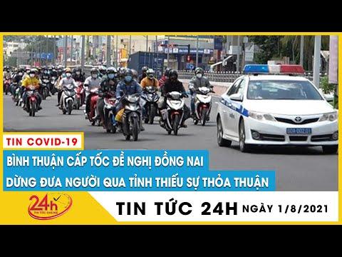 Chủ tịch Bình Thuận hỏa tốc đề nghị Đồng Nai dừng đưa người về xe máy qua tỉnh do thiếu kiểm soát