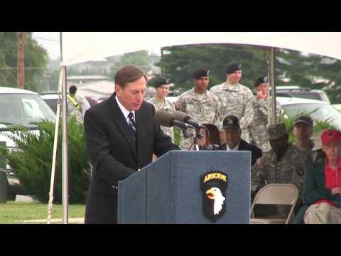 Command Sergeant Major Marvin L. Hill's Retirement Ceremony