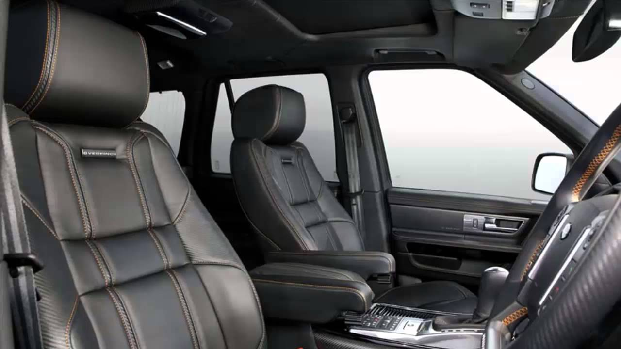 Car Interior 2012 Overfinch Land Rover Range Rover Sport Gts X Youtube