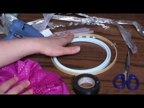 Dance Worship Tools | How to Make a Tabret by Proclaiming Yeshua Dance Ministry