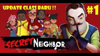 Nangkepin Para Artis JAV - Secret Neighbor Multiplayer Indonesia #1