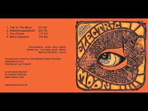 Electric Moon- Mind Explosion( Full Album )