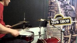 "drumshop.pl Turkish Classic Splash 10"" vs Amedia Classic Splash 10"""