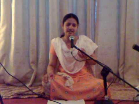 Jai Sharde Vageshwari - Prachi Ranade