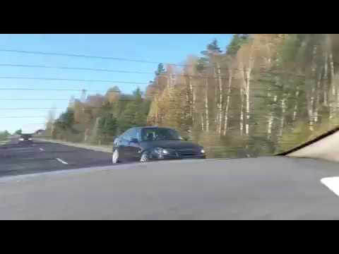 Saab 9 5 Stage 3 Vs Saab 9 5 Hirsch Performance 300hp Slow Start 1