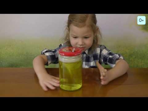 062 Буря в стакане или Как поймать смерч Netyasama Развивающие игры для детей