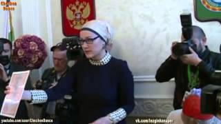 Чеченская Свадьба Века  Луиза и Нажуд 2015 HD Chechen wedding Louise and  Nazhud