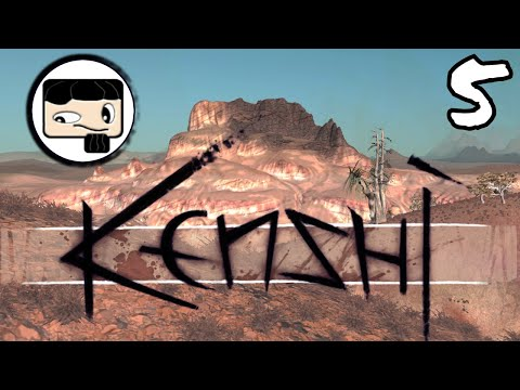 Kenshi - Rock Bottom ▶ Gameplay / Let's Play ◀ Season 01 - Part 5 Bark