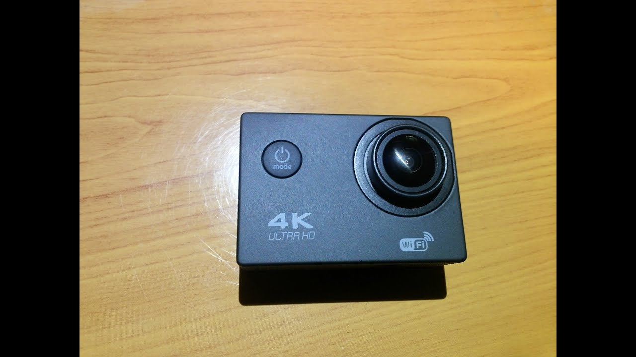 f60 4k ultra hd 15fps wifi sport action camera youtube. Black Bedroom Furniture Sets. Home Design Ideas