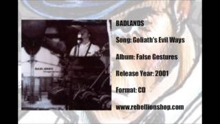 Rebellion001 Badlands - Goliath