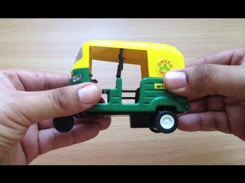 ixigo launches RickAir: Premium Auto-rickshaw Service (prank video)