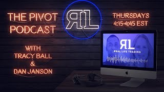 The RLT PIVOT Podcast Ep #18 Catching a Falling Knife