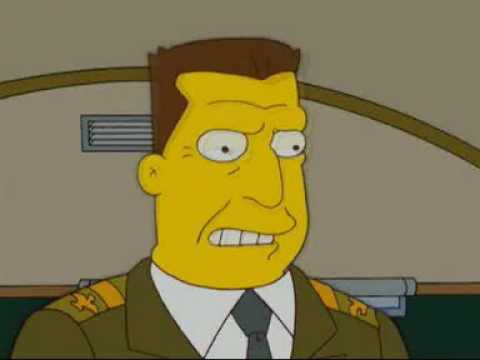Simpsons Full Metal Jacket - Not Finished