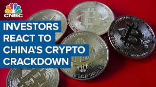 How investors should react to news of China shutting down all crypto activity