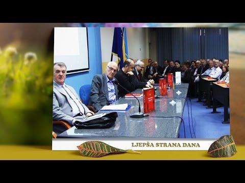 """Promocija knige """"Politički izazovi"""" autora Seada Hasića - Ljepša strana dana - 26.03.2017."""