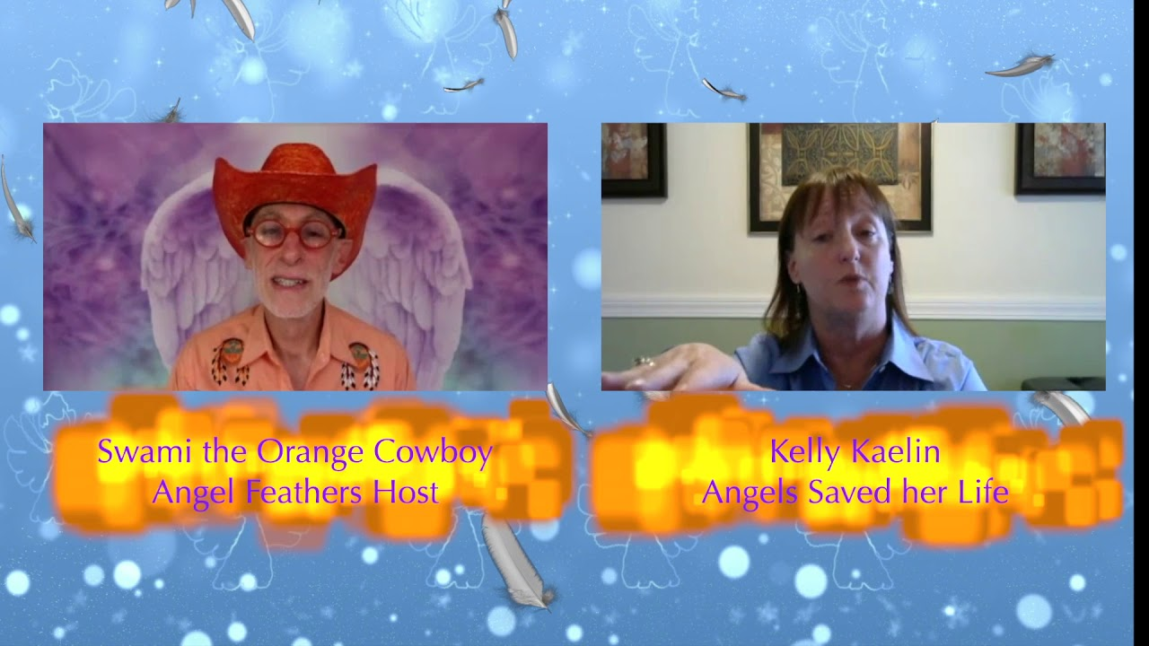 Angel Joy Readings TV ShowAngel Feathers TV Show #6 Guest Kelly Kaelin