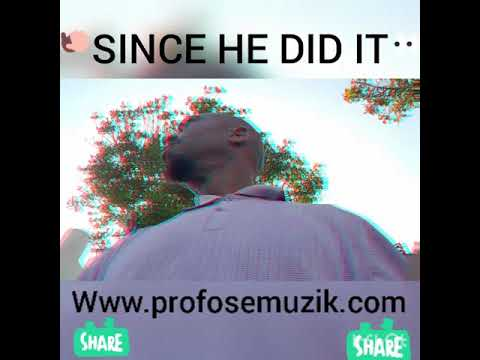 Since He Did It