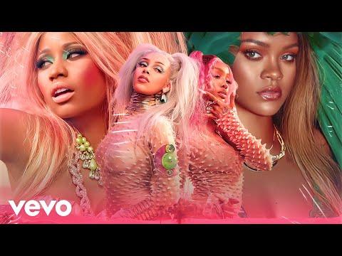 Doja Cat – Kiss Me More (feat. SZA, Nicki Minaj & Rihanna) [MASHUP]