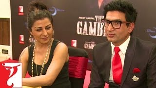 Interview with Preet Harpal - The Gambler - Music Album Launch - Part 3