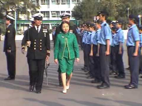 Hong Kong Sea Cadet Corps Annual Parade 19 December 2004