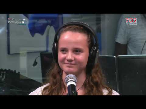 Amira Willighagen Radio 702 - Best Audio - South Africa - 2019
