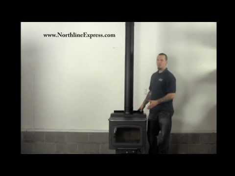 DuraVent DuraBlack Stove Pipe - How to Install DuraBlack Single Wall Stove Pipe
