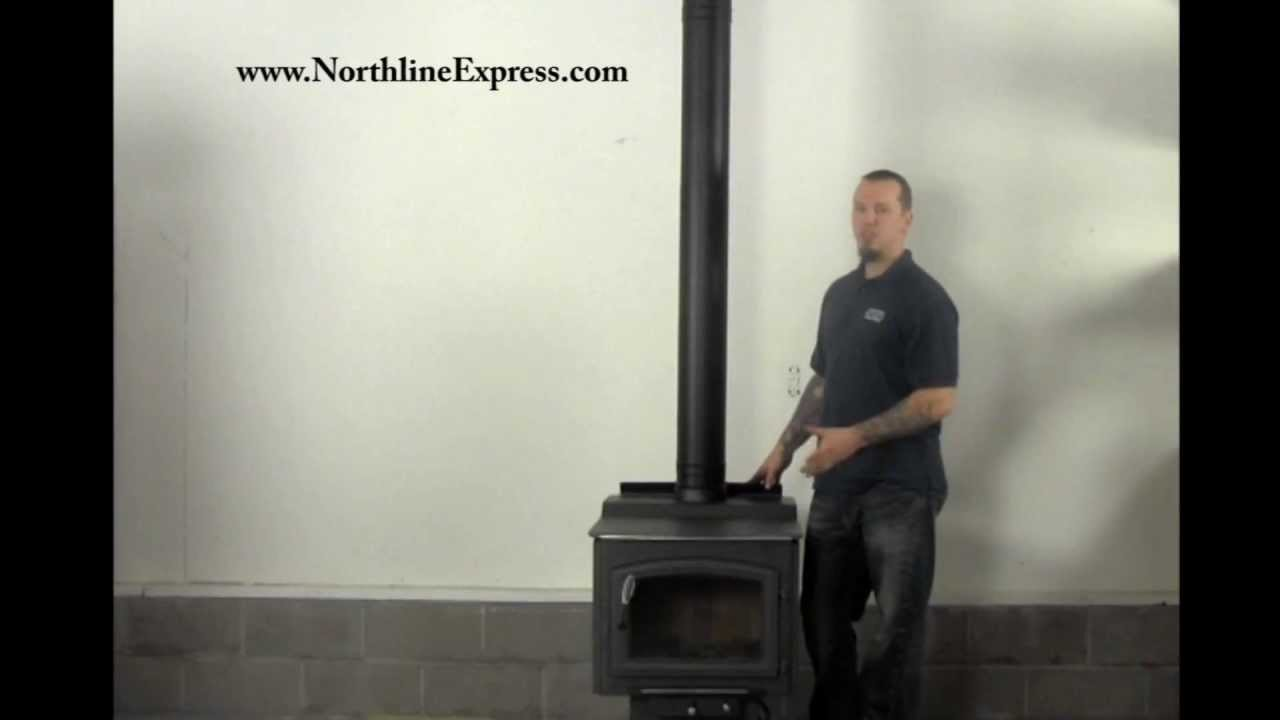 DuraVent DuraBlack Stove Pipe - How to Install DuraBlack ...