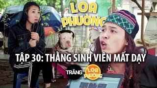 30Shine TV Phim Hài | Nhà quê Trung Ruồi lên thành phố cắt tóc | Trích Loa Phường