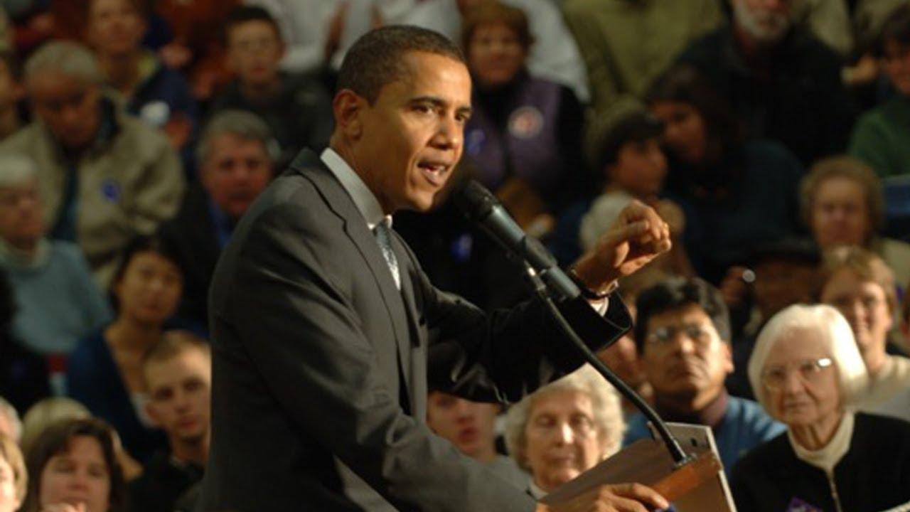 Barack Obama: Yes We Can - YouTube